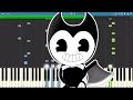 Bendy And The Ink Machine Song Can I Get An Amen CG5 Piano Tutorial Cover mp3