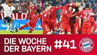 Königsklasse gegen Liverpool & Ribéry besiegt Leipzig | Die Woche der Bayern | Ausgabe 41