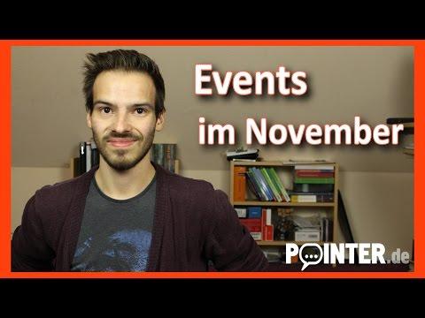 Patrick vloggt - Das erwartet euch im November!