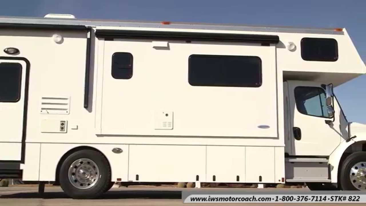 Iws Sportsman By Renegade Rv Exterior Video From Iws Motor