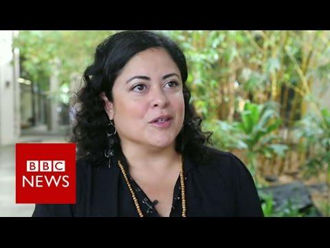 Maya Soetoro-Ng: My brother Barack Obama - BBC News