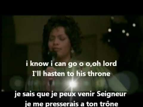 Withney Houston I love the lord lyrics traduction des paroles en francais