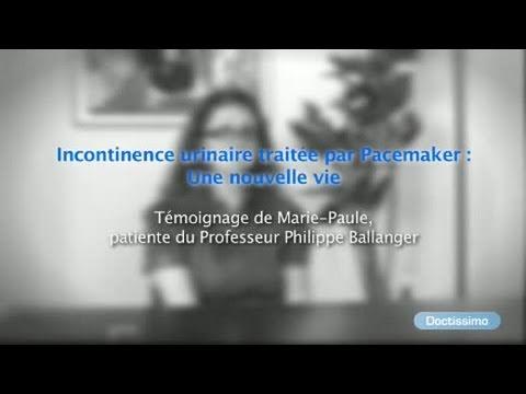 """urgence urinaire incontinence urinaire traitée par pacemaker : """"une nouvelle vie"""" témoignage d"""
