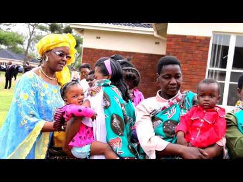 Grace Mugabe blasts Mujuru