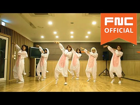 AOA - 사뿐사뿐(Like a Cat) Special Dance Performance