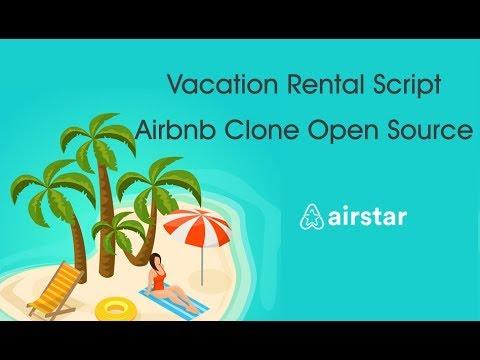 Airbnb Clone Opensource | TripAdvisor Clone | Vacation Rental Script