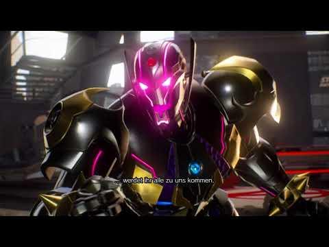 Marvel VS Capcom Infinite #3
