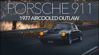 Classic Porsche 911 Outlaw: Evening Cruise