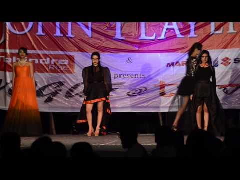 Kamala Nehru college Performance at LBSIM - Fashion show