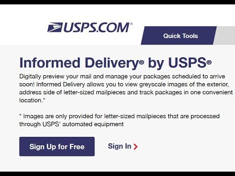 Informed Delivery By USPS | See Your Mail In Your Email For FREE