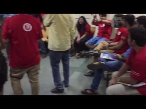 Vipul's Live Your Idea Activity - Group 3