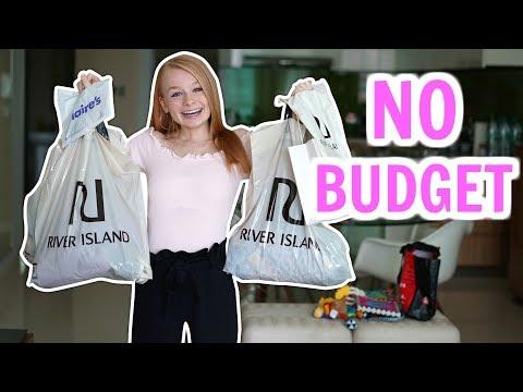 TEEN NO BUDGET CLOTHES SHOPPING in DUBAI! 🛍️