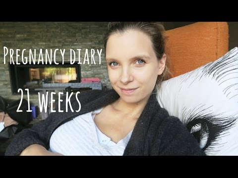 Pregnancy Diary: 21 Weeks