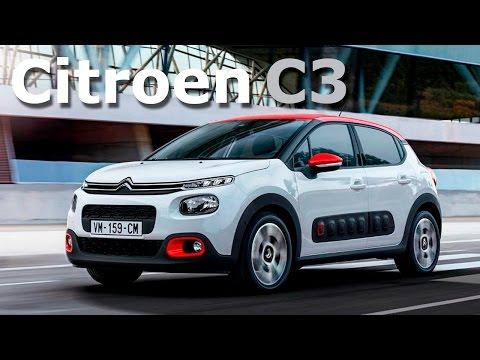 Citroën C3 - Presentación y test | Autocosmos Chile