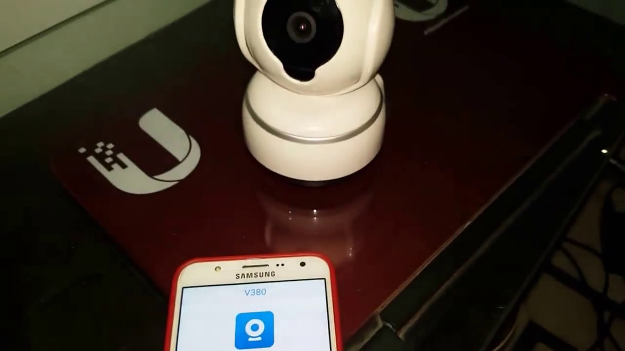 V380 Wifi IP Camera installation and configuration