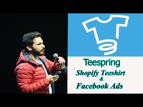 Shopify : Youssef Khalidi - teespring- parte #3