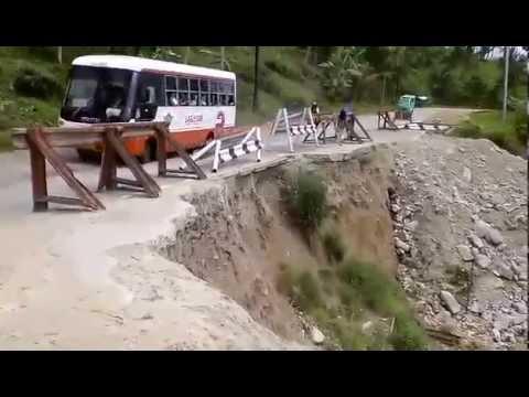 Disaster anew waits at Maharlika Highway