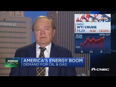 Continental Resources CEO: We need to bring energy narrative back to U.S.