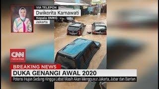 Prediksi BMKG Terkait Cuaca, Hujan & Banjir Hari Ini