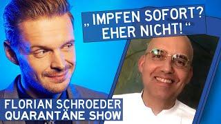 Die Corona-Quarantäne-Show vom 25.11.2020 mit Florian & Eckhard