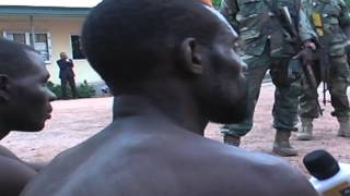 ARMY PARADES SUSPECTS KIDNAPPERS.mpg