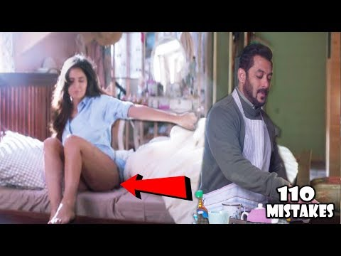 (110 Mistakes) In Tiger Zinda Hai - Plenty Mistakes In Tiger Zinda Hai Full Hindi Movie- Salman Khan
