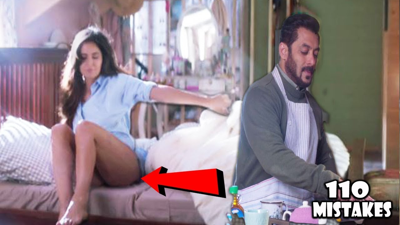Tiger Zinda Hai (110 Mistakes) -Plenty Mistakes In Tiger Zinda Hai Full Hindi Movie - Salman Khan