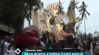 [1.09 MB] [Viral] Video Detik-detik Bade Upacara Ngaben Roboh di Tabanan Bali - iNews Pagi 19/01