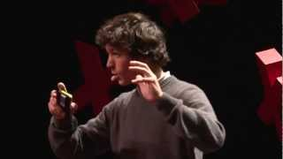 Jute do it!: Corentin De Chatelperron at TEDxBordeaux