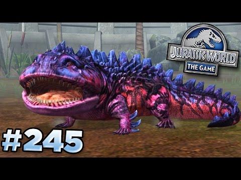 MAXED SUPER KOOLAID!! || Jurassic World - The Game - Ep245 HD