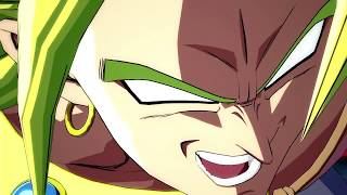 DRAGON BALL FighterZ - Broly Teaser Trailer  X1 PS4 PC