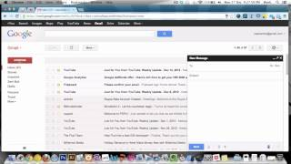 sending big files in email using Gmail and Google Drive