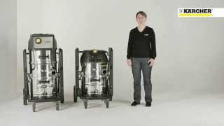 Video Kärcher IVC 60/24-2 Tact² M & IVC 60/30 Ap Industrial Vacuum Cleaners download MP3, 3GP, MP4, WEBM, AVI, FLV Juni 2018