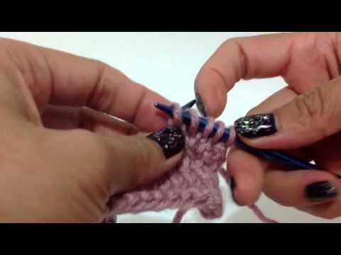 Hướng dẫn mũi đan cơ bản : mũi vòng