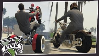 TUNING ALL NEW DLC BIKES IN GTA 5! (Part 1)