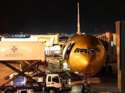 [Flight Report] GULF AIR | Bahrain ✈ Paris | Airbus A330-200 | Economy