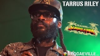 Tarrus Riley - Gimme Likkle One Drop @ SummerJam 7/5/2013