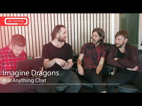 "Imagine Dragons Talk About Ben Taking On A Loose Tiger & ""ONE PUNCH MAN"". Watch Part 1"