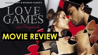 Love Games - Movie Review | Vikram Bhatt | Patralekhaa | Tara Alisha Berry | Gaurav Arora