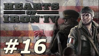 Hearts of Iron IV: Kaiserreich | American Union State - Part 16