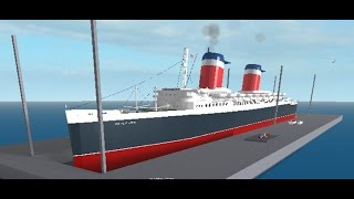 Roblox S.S United States | Murphos Lines