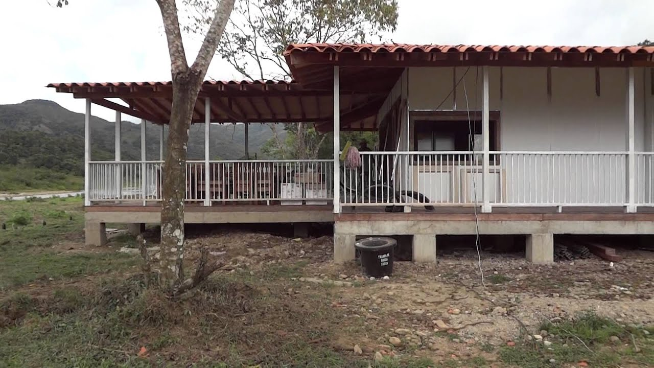 Casas prefabricadas en bogota youtube - Construcciones casas prefabricadas ...
