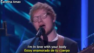 Ed Sheeran - Shape Of YouLyrics  Sub Espaol By Carolina Amao