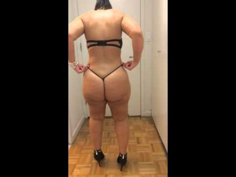 chubby white pawg ass clapper