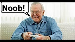The 50 Year Old Gamer  - My Gaming History