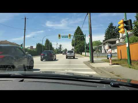 Vancouver CAR RIDE: FROM SURREY TO BURNABY VILLAGE MUSEUM On Canada Day, Monday, July 1, 2019