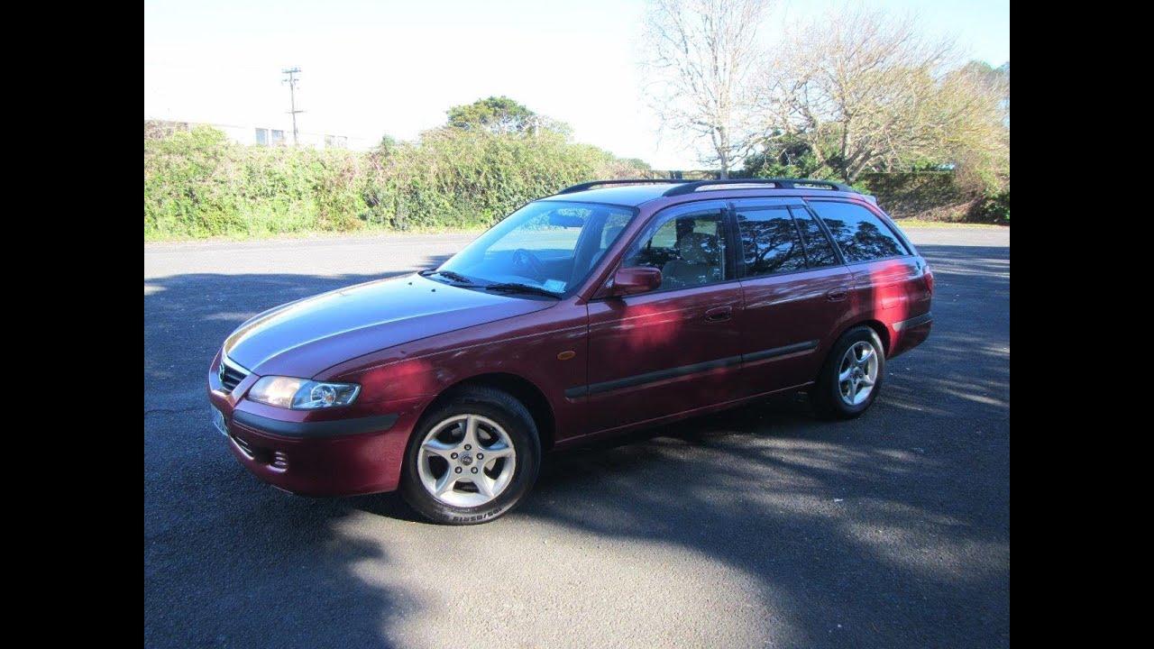 2000 mazda capella 7 seater station wagon $1 reserve!!! $cash4cars