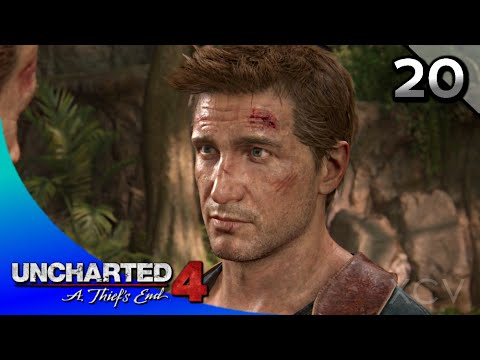 UNCHARTED 4: A Thief's End Walkthrough Part 20 · Chapter 20: No Escape (100% Collectibles)