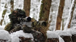 Sniper Snowball fight