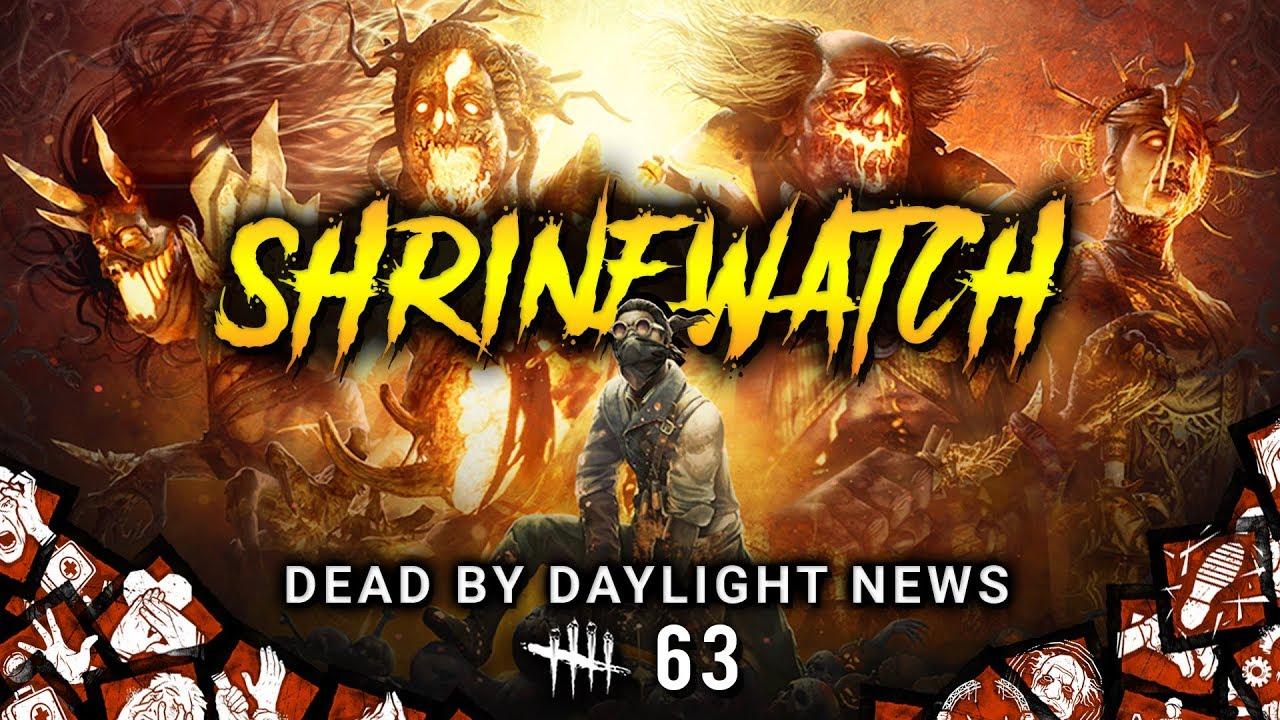 Dbd Halloween Skins 2020 HALLOWEEN SKINS LEAKED [#63] ShrineWatch & DBD News with